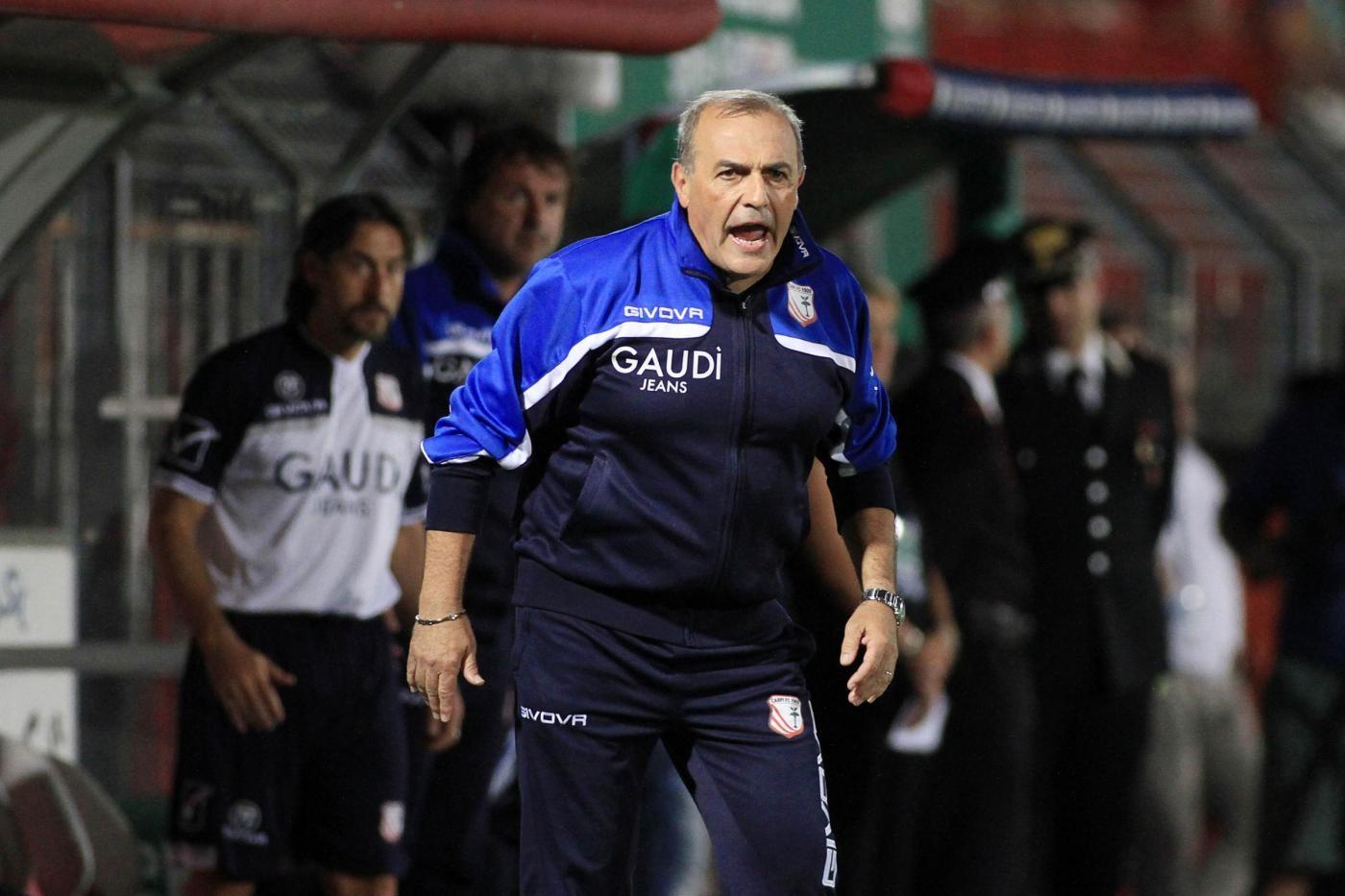 Serie B, il Carpi si sblocca in casa: battuto l'Entella 2-1