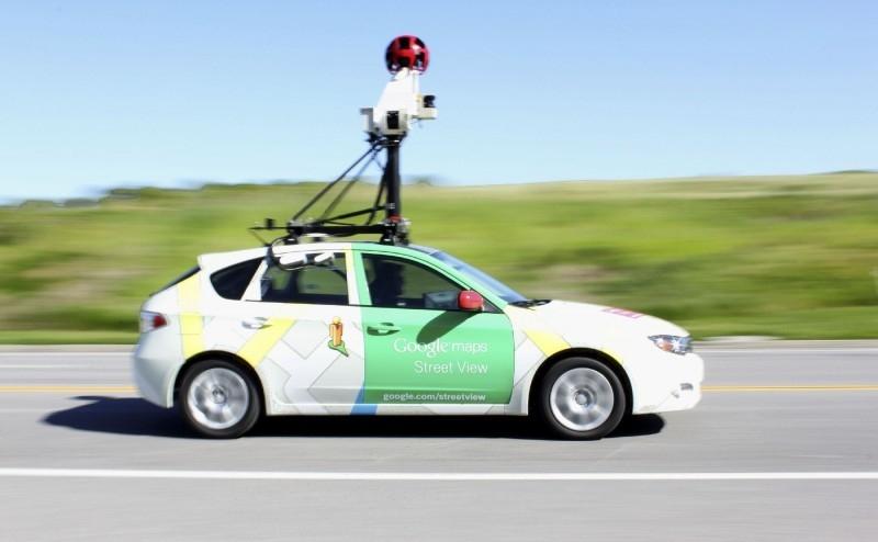 Modena, Google Street View fa catturare un pirata della strada