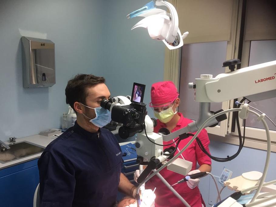Clinica Scacchetti: nuove professionalità e tecnologie in campo