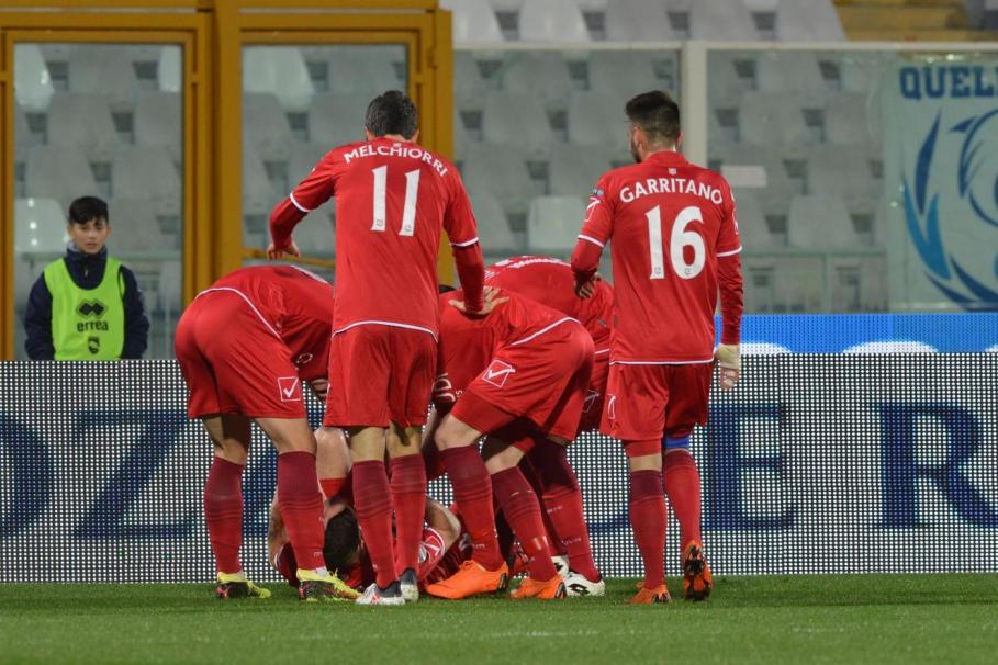 Bari - Spezia 1-1: liguri in vantaggio, ma nella ripresa il pareggio