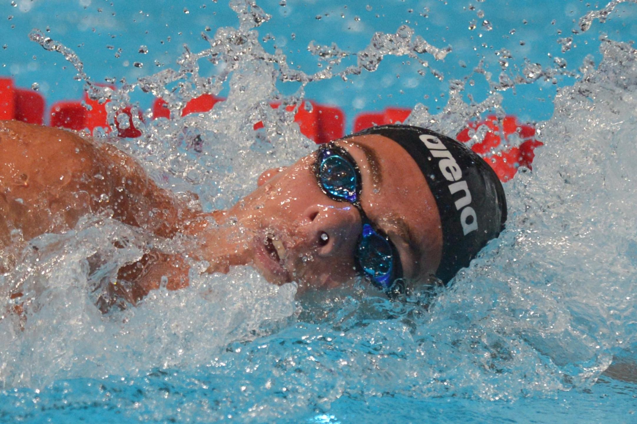 Nuoto, l'oro a Gabriele Detti e il bronzo a Gregorio Paltrinieri
