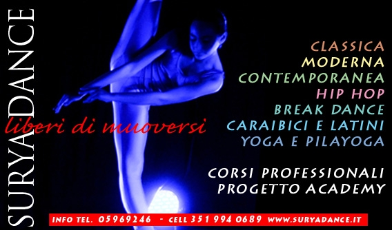 Surya Dance Scuola