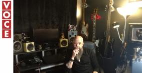 Gabriele Rustichelli, cantante e chitarris...